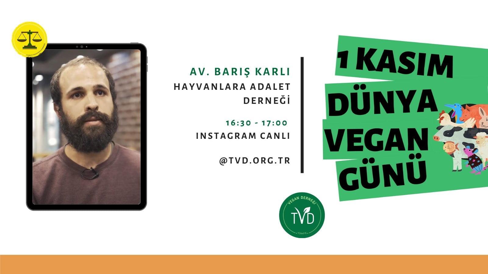 Dünya Vegan Günü Online Etkinlikle Kutlanacak-2-