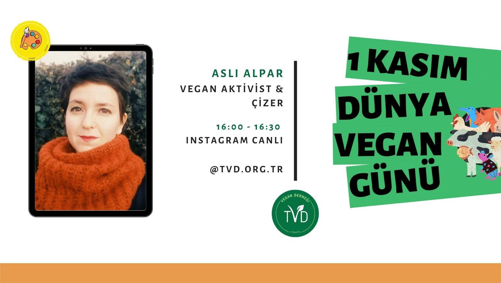 Dünya Vegan Günü Online Etkinlikle Kutlanacak-3-