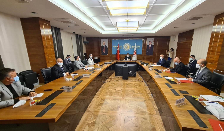 Ham Madde Krizi Ticaret Bakanlığı'nda Masaya Yatırıldı -2-