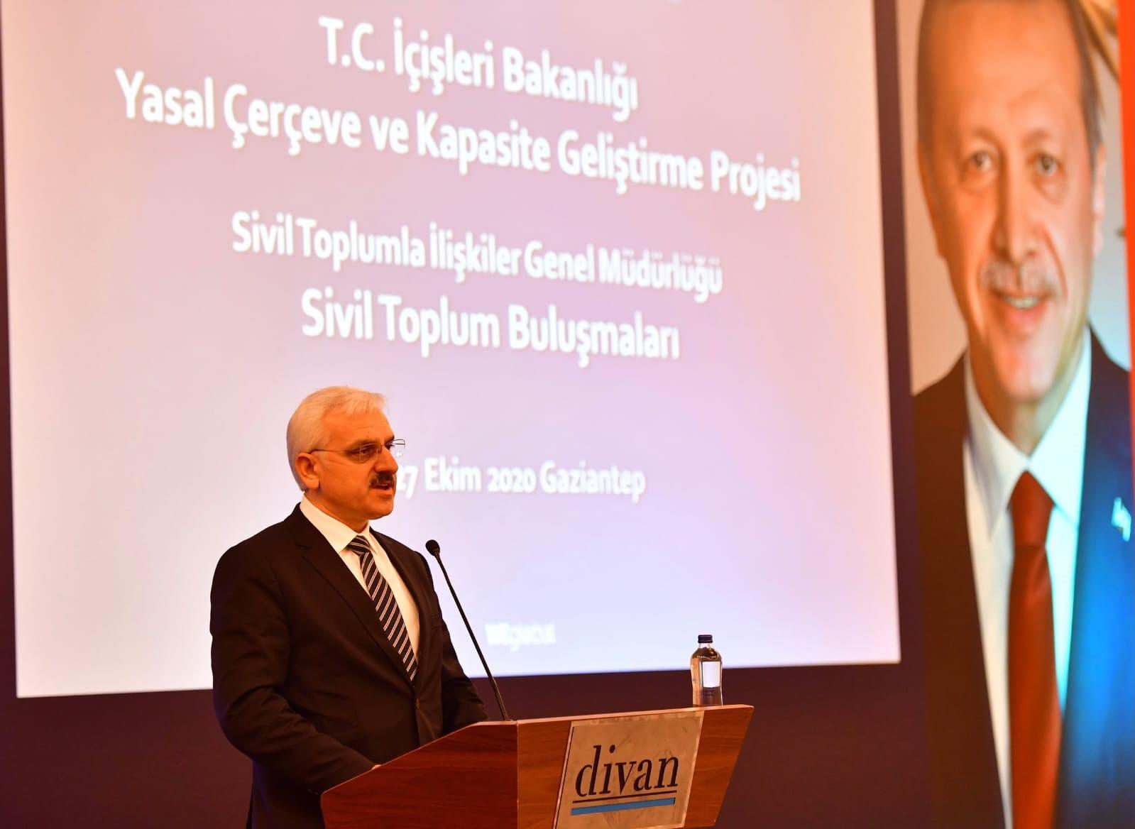 Sivil Toplum BuluşSivil Toplum Buluşmaları Gaziantep ile Devam Ediyor-2-maları Gaziantep ile Devam Ediyor